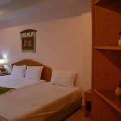 Отель Seven Oak Inn 2* Стандартный семейный номер с двуспальной кроватью фото 7
