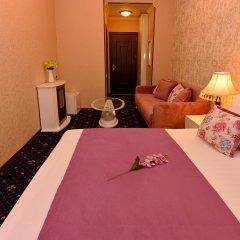 Отель King David 3* Улучшенный номер с двуспальной кроватью фото 11