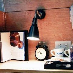 Отель VATC SleepPod Terminal 2 Стандартный номер с различными типами кроватей фото 4