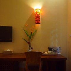 Отель Thaproban Beach House 3* Улучшенный номер с двуспальной кроватью фото 6