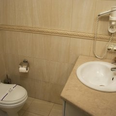 Гостиница Гостиный Двор Одесса ванная фото 2