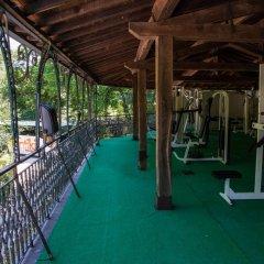 Отель Seven Hills Village Рим фитнесс-зал