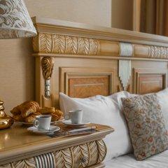 Гостиница Мандарин Москва 4* Номер Делюкс с двуспальной кроватью фото 14