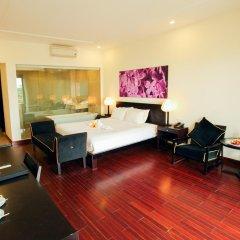 Отель Thanh Binh Riverside Hoi An 4* Номер Делюкс с различными типами кроватей фото 14
