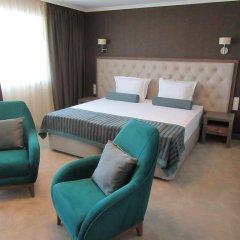 Отель Interhotel Cherno More 4* Номер Делюкс с различными типами кроватей фото 2