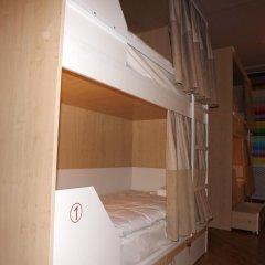 Holiday Hostel Кровать в общем номере двухъярусные кровати фото 3