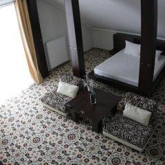 Гостиница Блюз Номер Эконом разные типы кроватей фото 2