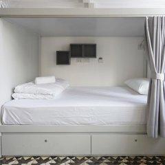 Отель Cacha bed Кровать в общем номере с двухъярусной кроватью фото 5