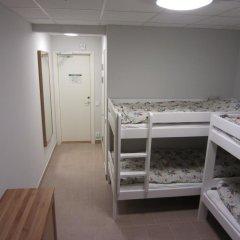 Hostel Dalagatan Кровать в общем номере