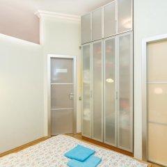 Апартаменты Four Squares Apartments on Tverskaya Апартаменты с двуспальной кроватью фото 39