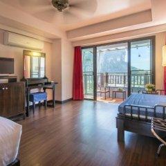 Отель Krabi Cha-da Resort 4* Номер Делюкс с различными типами кроватей фото 17