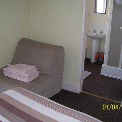 Отель St Andrews Guesthouse удобства в номере фото 2