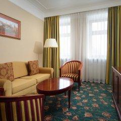 Гостиница Марриотт Москва Тверская 4* Люкс разные типы кроватей фото 9