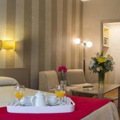 Отель Tribunal 3* Апартаменты с различными типами кроватей