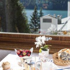 Отель Languard Швейцария, Санкт-Мориц - отзывы, цены и фото номеров - забронировать отель Languard онлайн питание фото 3