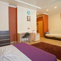 Гостиница Kompleks Nadezhda 2* Стандартный номер с двуспальной кроватью фото 10