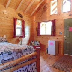 Отель Timberwolf Lodge-B&B комната для гостей