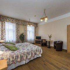 Отель Aparthotel Lublanka 3* Стандартный номер с 2 отдельными кроватями фото 6