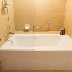 Отель Lohas Residences Sukhumvit Бангкок ванная