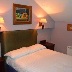 Отель Etrop Grange 3* Стандартный номер фото 5