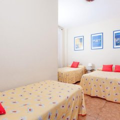 Отель Hostal Salamanca Стандартный номер с различными типами кроватей (общая ванная комната) фото 4