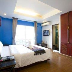 Отель Korbua House 3* Номер Делюкс с различными типами кроватей фото 2