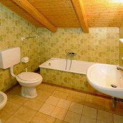 Отель Baita Ruatti Монклассико ванная