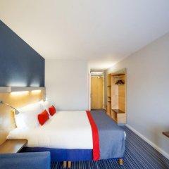 Отель Holiday Inn Express Edinburgh Royal Mile 3* Стандартный номер фото 21