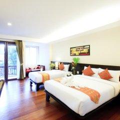 Отель Ao Nang Phu Pi Maan Resort & Spa 4* Номер Делюкс с различными типами кроватей фото 4