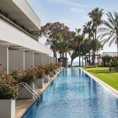Отель Barut Acanthus & Cennet - All Inclusive бассейн фото 2