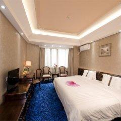 Guangzhou Zhuhai Special Economic Zone Hotel 3* Номер категории Эконом с различными типами кроватей