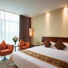 Landmark International Hotel Science City 4* Улучшенный номер с разными типами кроватей фото 5