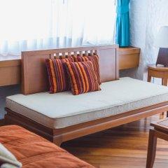 Отель Waterfront Suites Phuket by Centara Люкс с двуспальной кроватью фото 4