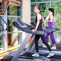 Отель Yastrebets Wellness & Spa Болгария, Боровец - отзывы, цены и фото номеров - забронировать отель Yastrebets Wellness & Spa онлайн фитнесс-зал фото 2