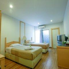 Отель Deeden Pattaya Resort 3* Стандартный номер с 2 отдельными кроватями фото 4