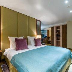 Гостиница Luciano Spa 5* Семейная студия с двуспальной кроватью фото 7