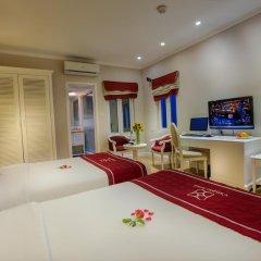 Calypso Premier Hotel 3* Улучшенный номер разные типы кроватей