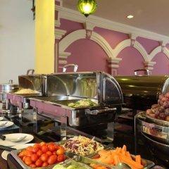 Ansino Bukit Hotel 3* Улучшенный номер двуспальная кровать фото 20