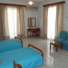 Отель Maria Studios & Apartments Греция, Петалудес - отзывы, цены и фото номеров - забронировать отель Maria Studios & Apartments онлайн комната для гостей фото 4