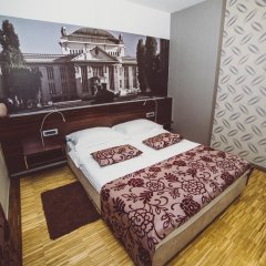 Hotel Jarun 3* Стандартный номер с различными типами кроватей фото 13