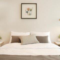 Отель The Mei Haus Hongdae 3* Стандартный семейный номер с двуспальной кроватью фото 23