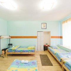 Мини-Отель Компас Кровать в мужском общем номере с двухъярусной кроватью фото 8