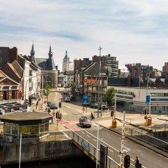 Отель Golden Anchor Бельгия, Мехелен - отзывы, цены и фото номеров - забронировать отель Golden Anchor онлайн приотельная территория фото 2