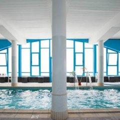 Отель Alexander Palace Италия, Абано-Терме - 4 отзыва об отеле, цены и фото номеров - забронировать отель Alexander Palace онлайн бассейн фото 2