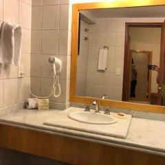 Отель Gran Continental Hotel Бразилия, Таубате - отзывы, цены и фото номеров - забронировать отель Gran Continental Hotel онлайн ванная фото 2