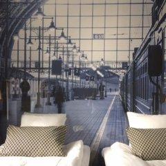 Отель Livin Station 4* Улучшенный номер фото 5