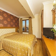 Lausos Hotel Sultanahmet 3* Стандартный номер разные типы кроватей