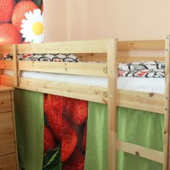 Хостел Friday Кровать в общем номере с двухъярусной кроватью фото 17