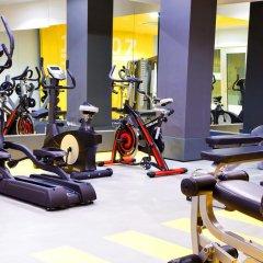 Отель Green Garden Suite фитнесс-зал фото 2