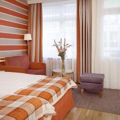 Clarion Collection Hotel Wellington 4* Улучшенный номер с двуспальной кроватью фото 9